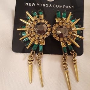 New With Tags York & Company Earrings